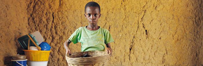 Fame e povertà