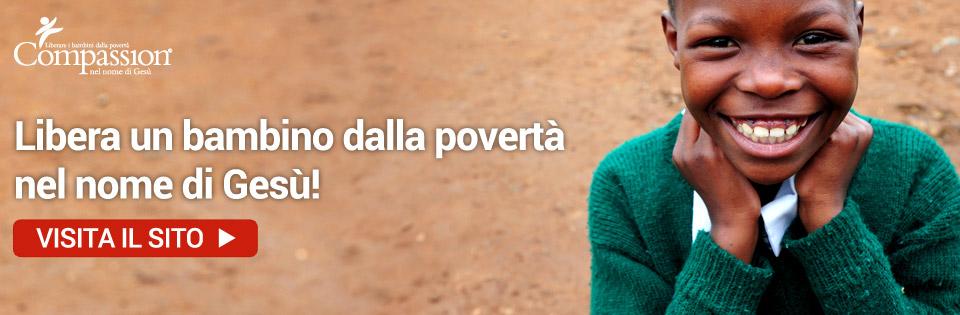 Adozione a distanza con Compassion Italia