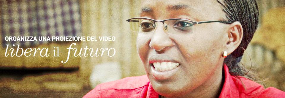 """Proiezione video """"Libera il futuro"""""""